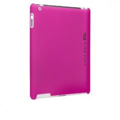 Barely There iPad 2 Case by Case Mate- Covers Back of iPad 2 with Rubbery Feel that Increases Grip