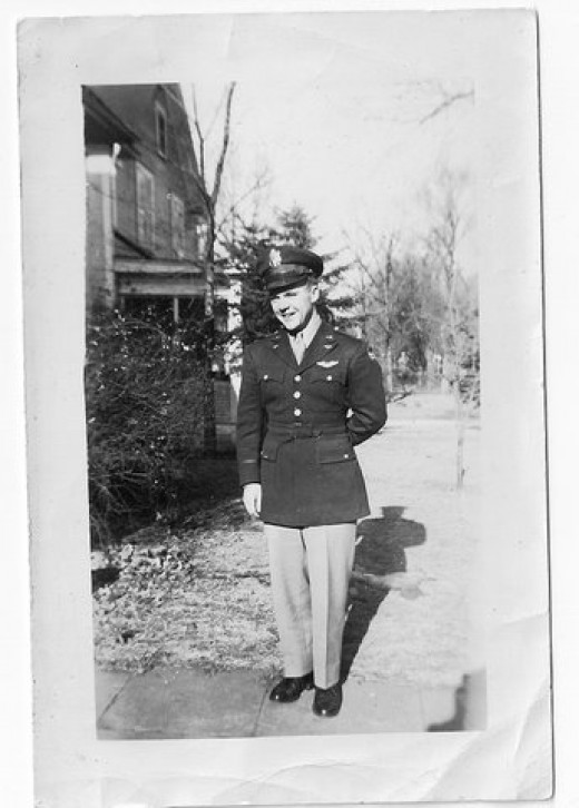 My father, Captain John Rogers who remains in my heart forever.