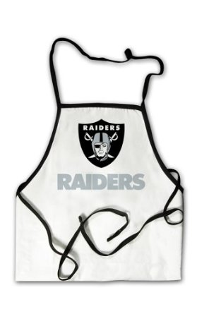 Okland Raiders NFL Logo Apron