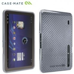 Motorola Xoom Gelli Case by Case-Mate - Geometric Design and a Soft yet Firm Feel - Gelli Case Covers Corners