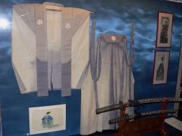 Men's kimono from Edo period.