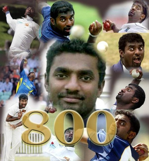 Muttiah Muralitharan: Champion off-break bowler