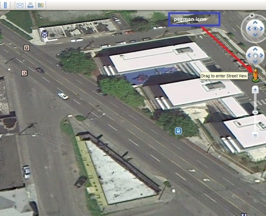 How to See Street View in Google Earth using iPad,iPhone & PC | HubPages