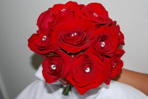 Realize that dating is no bouquet of roses.