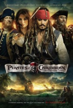 """""""Pirates of the Caribbean: On Stranger Tides"""" (2011) - Movie Review - Laughter is the Fountain of Youth"""
