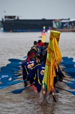 Swan Boat Racing