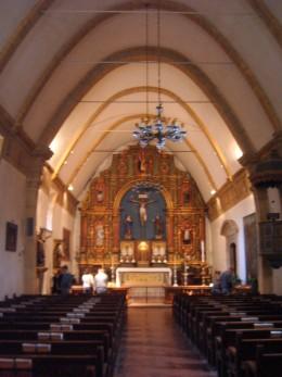 Father Serra's Grave, Mission Carmel