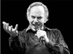 Neil Diamond To Tour Again