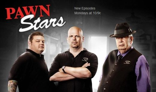 History Channel's PAWN STARS - a viewer's review