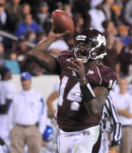 QB Chris Relf (Miss State)