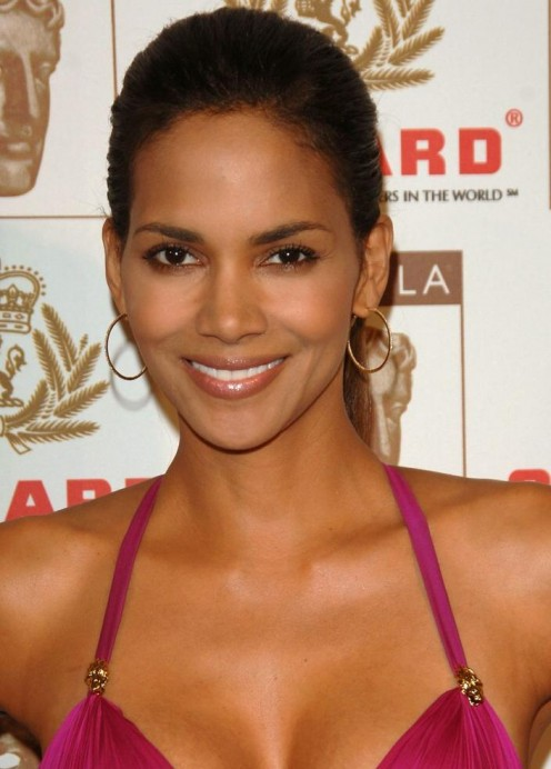 Halle Berry is one of the best known stars in the world as well as one of the loveliest.