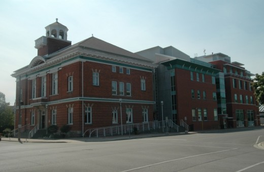 Clarington City Hall