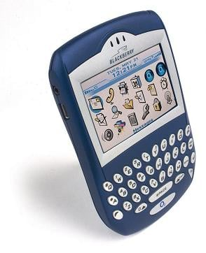 One of the newest of the emerging technologies, the Blackberry which replaced the older gadget like the land line, message machine with text messaging and other features that have taken control of our lives.