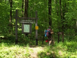 Backpacking Allegany State Park