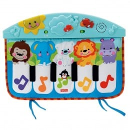 The Fisher Price Precious Planet Kick and Play Piano will aid your child's development from birth through to toddlerhood.
