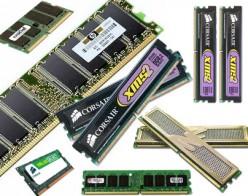Computer Parts – RAM (Random Access Memory)
