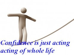 how to build confidence, how to gain confidence