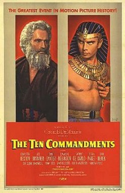 "~What do ""The Ten Commandments,"" ""Hellboy,"" and ""Treasure Island"" have in Common?~"