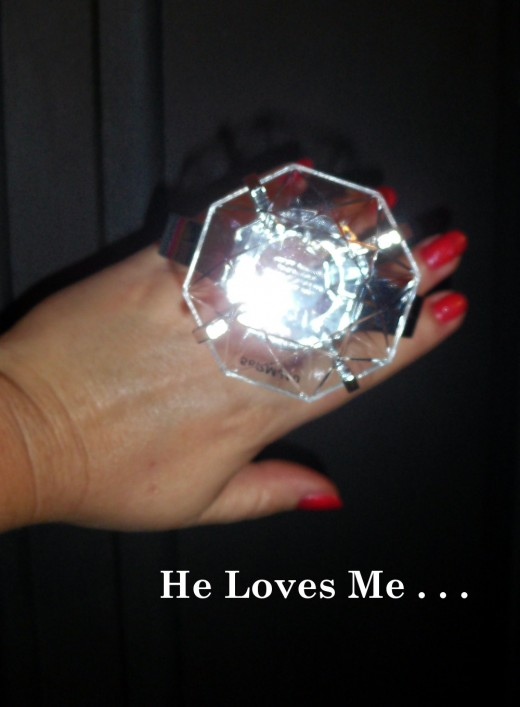 Wow! Look at that ring