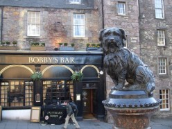 Famous Dogs in History : The Story of Greyfriars Bobby