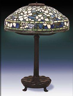 Dogwood Lamp