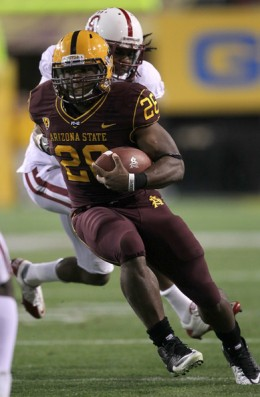 RB Cameron Marshall (Arizona State)