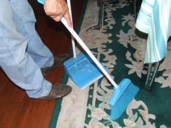 When only a little sweeping is needed we always reach for our Gentleman's Sweeper