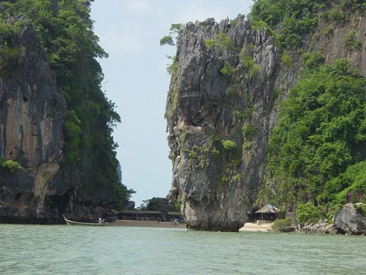 An unforgettable trip to James Bond Island in Thailand