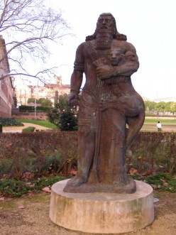 Babylonian Myth- the story of Gilgamesh