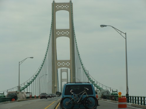 Mackinaw Bridge