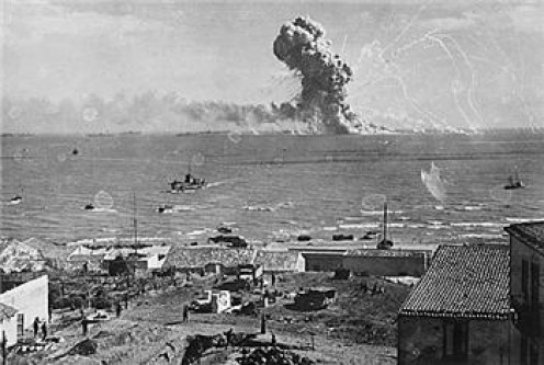 Allied invasion of Sicily in 1943