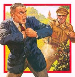 The capture of William Joyce