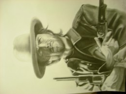 My Sons John Latest Drawing in Pencil