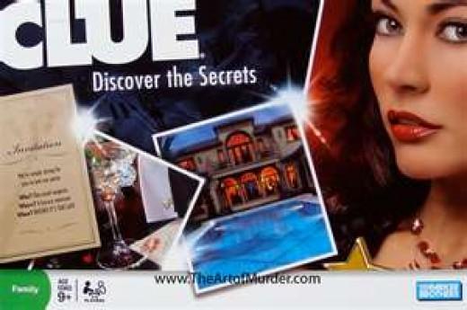 Clue - Discover the Secrets (Hasbro)