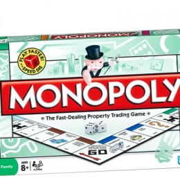Monopoly Classic (Hasbro)