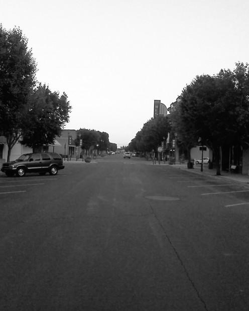 Newman, California June 2011
