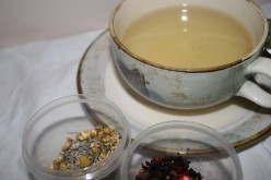 Make your own herbal tea