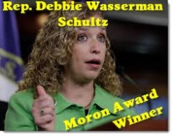The Race Card And Wasserman-Schultz