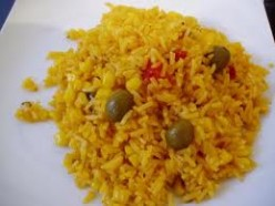 Latin-American Rice Recipe