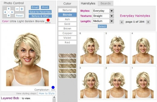 How would you look with a new hair style 3 cool websites hubpages urmus Images