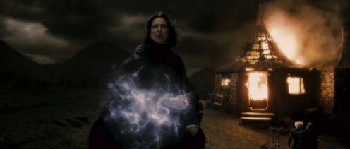 Snape in The Half-Blood Prince