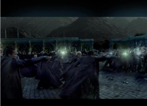 The Deathly Hallows-Part 2