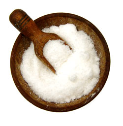 Mix your favorite essential oils with salt or sugar and some Grapeseed oil for a fantastic body scrub!