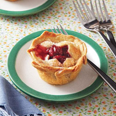 A mini cherry pie:)