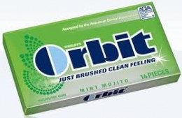 Not all Orbit gum contains xylitol, so read ingredients carefully