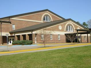 University Place School Before the Tornado