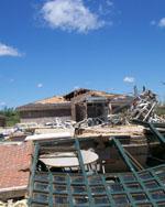 Damage to University Place School