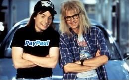 See, Wayne & Garth support me!