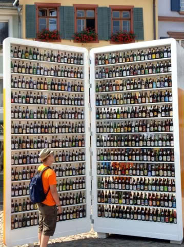 Canadian Beer Fridge