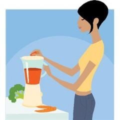 A Healthy Mouthful...A group of Women getting control of what has been controlling them!  An Addiction to Food!